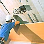 化粧石膏ボード(和室天井)施工例